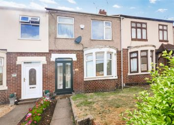 Thumbnail 3 bed terraced house for sale in Beake Avenue, Radford, Coventry