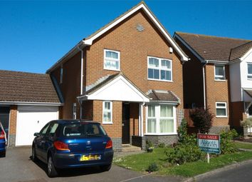 Thumbnail 3 bed detached house for sale in Gainsborough Road, Bexhill-On-Sea