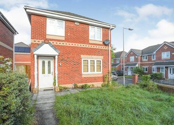 Thumbnail 2 bed detached house for sale in Drake Avenue, Wythenshawe, Manchester, Greater Manchester