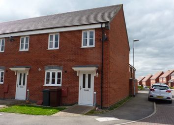 Thumbnail 3 bed property for sale in Flint Drive, Asfordby, Melton Mowbray