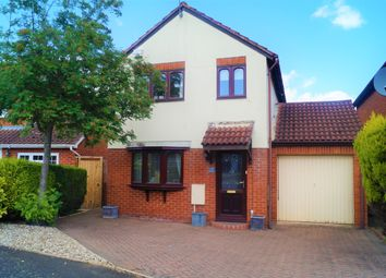 Thumbnail 3 bed detached house for sale in Coppice Way, Droitwich