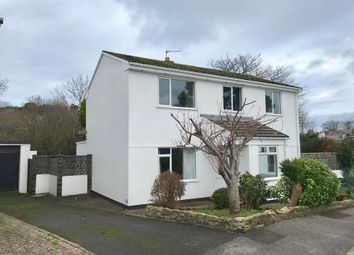 Thumbnail 4 bed detached house for sale in Boscathnoe Way, Heamoor, Penzance