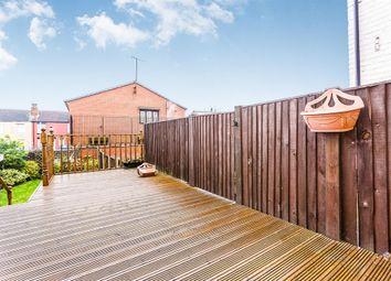 Thumbnail 2 bed terraced house for sale in Goosebutt Street, Parkgate, Rotherham