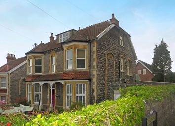 Thumbnail 3 bed flat for sale in Eastcombe Road, Weston Super Mare