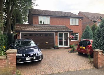 Thumbnail 4 bed detached house for sale in Monument Lane, Codnor Park, Derbyshire