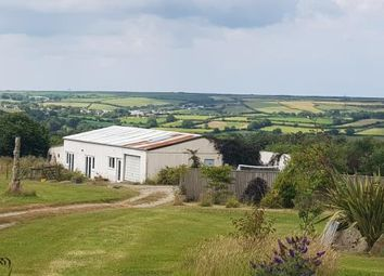 Thumbnail 4 bed barn conversion for sale in Helstone, Camelford, Cornwall