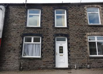 Thumbnail 4 bed terraced house to rent in Wood Road, Treforest, Pontypridd