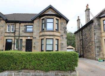 Thumbnail 4 bed semi-detached house to rent in Colston Drive, Bishopbriggs, Glasgow