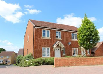 Thumbnail 3 bed semi-detached house to rent in Collingwood Road, Yeovil