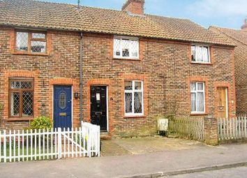 Thumbnail 2 bed terraced house to rent in Oakdene Road, Brockham, Betchworth, Surrey