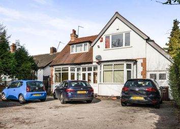 Thumbnail 3 bedroom detached house for sale in Blossomfield Road, Solihull, West Midlands, England