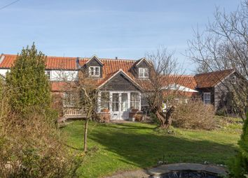 Thumbnail 3 bed cottage for sale in Chapel Road, Sea Palling, Norwich