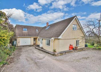 Thumbnail 5 bed detached bungalow for sale in The Narth, Monmouth