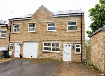 Thumbnail 4 bed town house to rent in Rylands Park, Sowerby Bridge