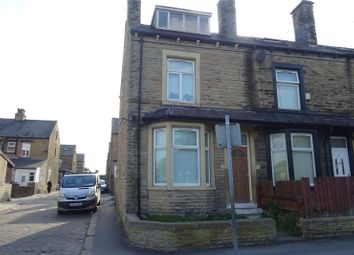 Thumbnail 3 bed end terrace house for sale in Rushton Road, Bradford, West Yorkshire