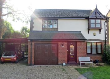 Thumbnail 4 bed detached house for sale in Barnes Wallis Court, Welton, Lincoln