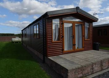Thumbnail 2 bed lodge for sale in Forfar