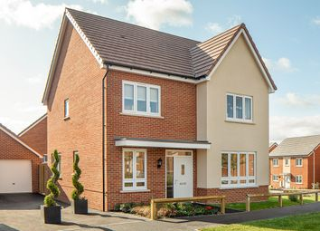 "4 bed detached house for sale in ""The Aspen"" at ""The Aspen"" At Mcnamara Street, Longhedge, Salisbury SP4"