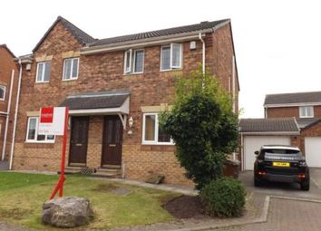 Thumbnail 3 bed semi-detached house for sale in Larchfield Way, Ryhill, Wakefield, West Yorkshire