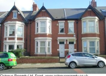 Thumbnail 5 bedroom terraced house to rent in Wingrove Road, Newcastle Upon Tyne