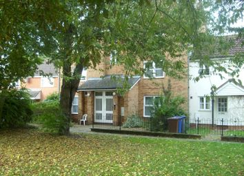 Thumbnail 2 bedroom flat to rent in Denham Close, Bury St. Edmunds