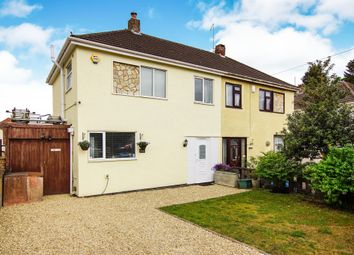 Thumbnail 3 bedroom semi-detached house for sale in Rossall Avenue, Little Stoke, Bristol