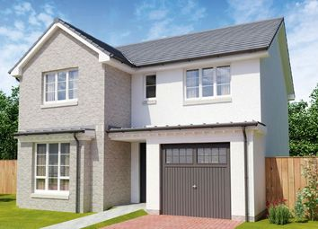 """Thumbnail 4 bed detached house for sale in """"The Etive"""" at Dunrobin Road, Airdrie"""