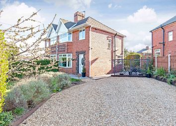 Thumbnail 3 bed semi-detached house for sale in Enfield Road, Newbold, Chesterfield