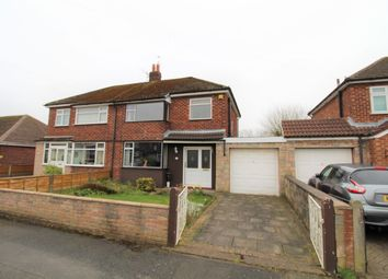 Thumbnail 3 bed semi-detached house for sale in Ronald Drive, Fearnhead, Warrington