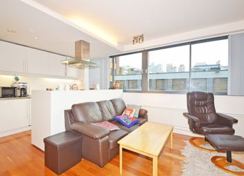 Thumbnail 1 bed flat to rent in Vetro Building, 20 Clere Street, London