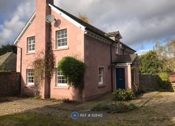 Thumbnail 2 bed detached house to rent in Meikleour, Perth