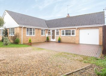 Thumbnail 3 bed detached bungalow for sale in Perkin Field, Terrington St. Clement, King's Lynn