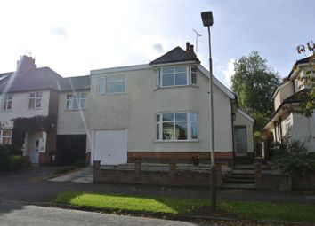Thumbnail 3 bed detached house for sale in Plantation Avenue, Aylestone, Leicester