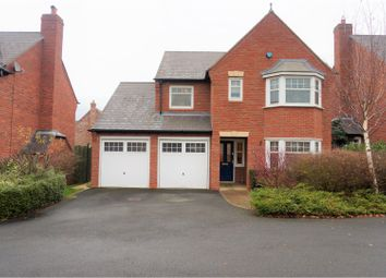 Thumbnail 4 bedroom detached house for sale in Sharp Close, Admaston Telford