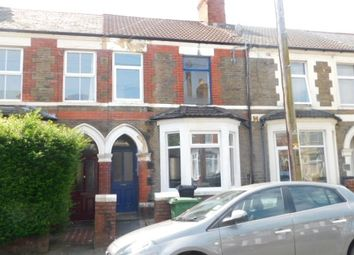 Thumbnail 4 bed terraced house to rent in Manor Street, Heath Cardiff