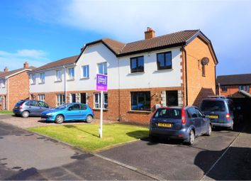Thumbnail 3 bedroom town house for sale in Abbeycroft Drive, Newtownabbey