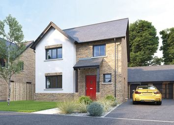 Thumbnail 4 bed detached house for sale in Station Road, Prees, Whitchurch