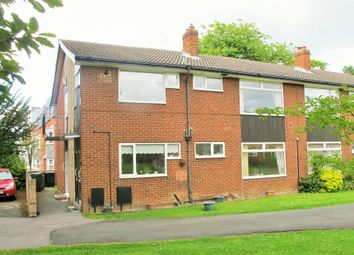 Thumbnail 3 bed flat for sale in The Crescent, Linthorpe, Middlesbrough