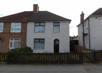 Thumbnail 3 bed semi-detached house for sale in Schoolgate, Saffron Lane Estate, Leicester, Leicestershire