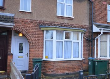 Thumbnail 3 bed detached house for sale in Burnaby Road, Coventry, West Midlands