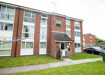Thumbnail 2 bed flat for sale in Hogarth Court, Rembrandt Grove, Springfield, Chelmsford