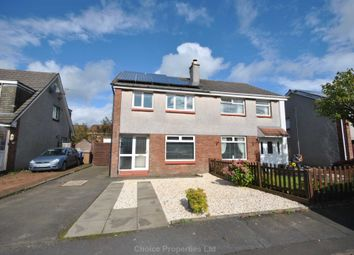 Thumbnail 3 bed semi-detached house for sale in Colonsay Place, Kilmarnock