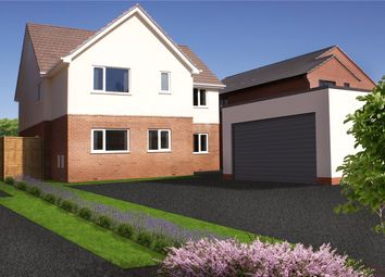 Thumbnail 4 bed detached house for sale in Birch Meadows, Battenhall Road, Worcester, Worcestershire