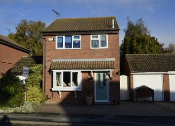 Thumbnail 3 bed detached house for sale in St. Martins Green, Trimley St. Martin, Felixstowe