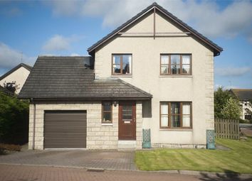 Thumbnail 3 bed detached house for sale in Bruce Brae, Longside, Peterhead, Aberdeenshire