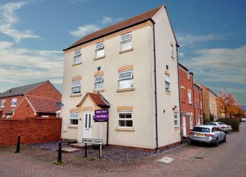 Thumbnail 4 bed semi-detached house for sale in Bronze Court, Tamworth