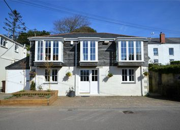 Thumbnail 4 bed detached house for sale in Quay Road, Devoran, Truro, Cornwall