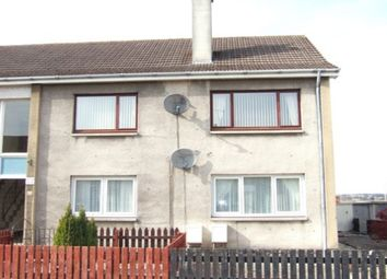 Thumbnail 2 bed flat to rent in 39 Millar Street, Elgin