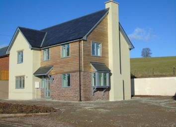 Thumbnail 4 bed detached house for sale in Studland, Welsh Newton, Monmouth