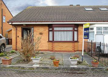 Thumbnail 2 bed bungalow for sale in St. Margarets Court, Shannon Road, Hull